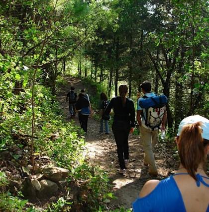 Hiking In Tepoztlan