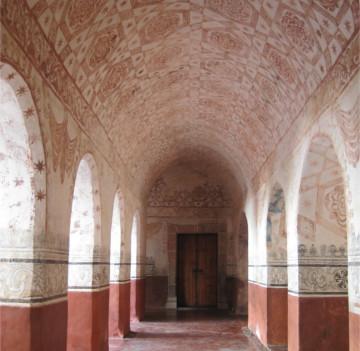 Ex-convento Museum, Retreat Mexico
