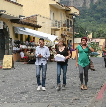 Adventures in Tepoztlan