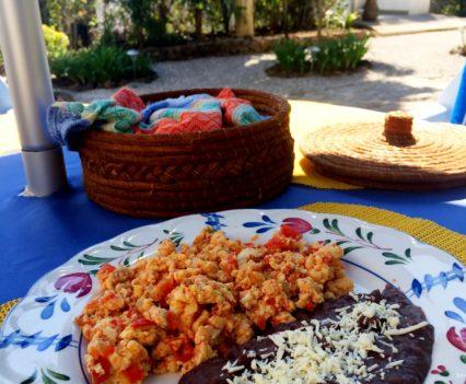 Casa de la Vida - Tepoztlan, Mexico